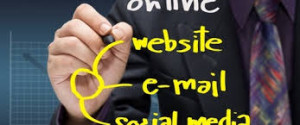 website, email and social media are part of the mix for marketing job shops