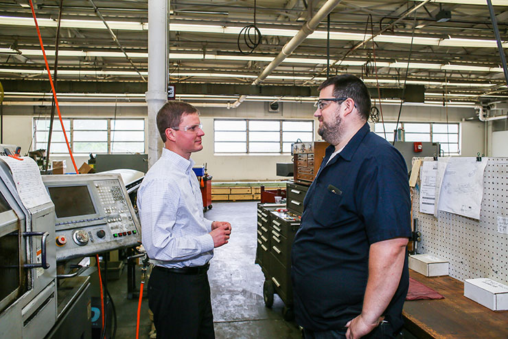 manufacturing software onsite training